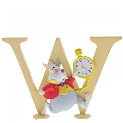 """""""W"""" - White Rabbit - A29568"""
