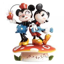 Miss Mindy's Mushroom - Mickey & Minnie - 4058894