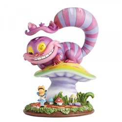 Miss Mindy's Mushroom - Alice & Cheshire Cat - 4058896