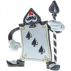 Miss Mindy's - Card Guard 3 of Spades - A29379