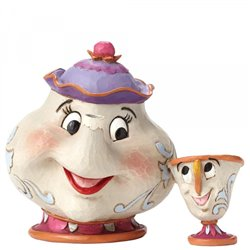 A Mother's Love - Mrs Potts & Chip - 4049622