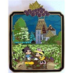 Grape Vineyard - Mickey & Minnie