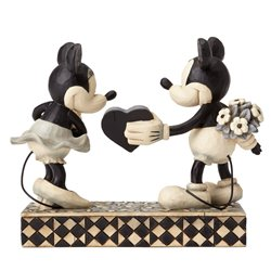 Real Sweetheart - Mickey & Minnie - 4009620