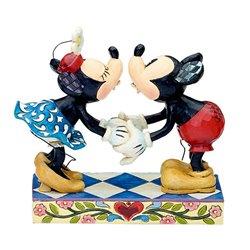 Smooch For My Sweetie - Mickey & Minnie - 4013989