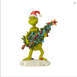 Stealing a Tree - Grinch - 6002067