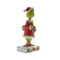 Two-Sides Naughty or Nice - Grinch - 6002068