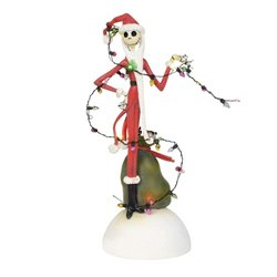 Dept 56 Santa - Jack Skellington - 6000411