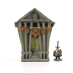 Halloween Town City Hall - Mayor - 4058118