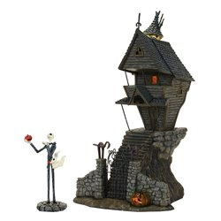 House on the Hill - Jack Skellington - 4058117