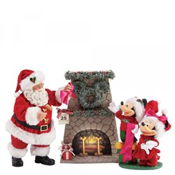 Possible Dreams - Hang the Perfect Wreath - Mickey &  Minnie - 6003418 - 6003418