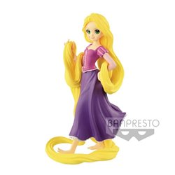 Banpresto Crystalux Mini - Rapunzel