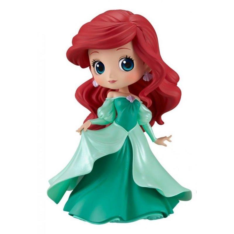 Q Posket Mini Dress A - Ariel
