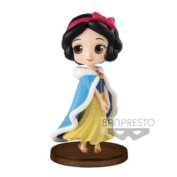 Q Posket Petit Winter - Snow White