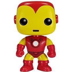 Funko 04 Bobble - Iron Man