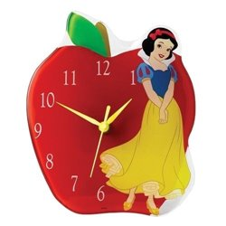Timeless Fairy Tale - Wall Clock - Snow White  - A25234