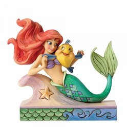 Fun and Friends  - Ariel And Flounder - 4054274