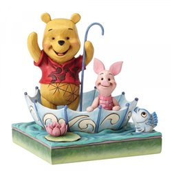 50 Years of Friendship - Pooh and Piglet - 4054279