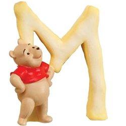 Magnetisch Alfabet Letter M - Pooh