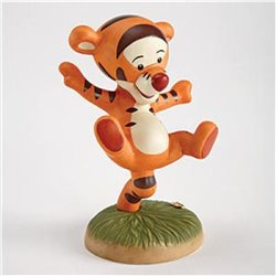 Why Crawl When You Can Bounce - Baby Tigger