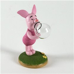 A Bubble Is Like Wrapping Paper For Wishes - Piglet