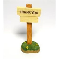 Thank You. (Resin)