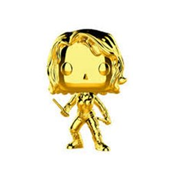 Funko 380 Chrome - Black Widow