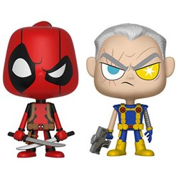 Funko Vynl 2 Pack - Deadpool & Cable
