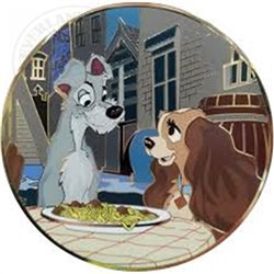 Eating Spagetti - Lady & the Tramp