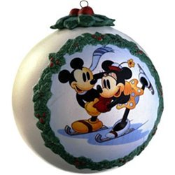 On ice - On Ice Ball Ornament ZGAN