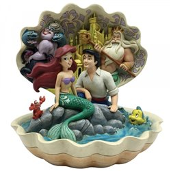 Seashell Scenario - Little Mermaid - 6005956