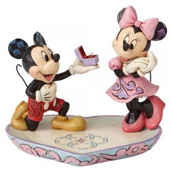 A Magical Moment - Mickey & Minnie - 4055436