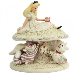 White Woodland Whimsy and Wonder - Alice - 6005957