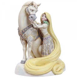 White Woodland Innocent Ingenue - Rapunzel & Maximus - 6005958