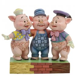 Squealing Siblings - Three Little Pigs  - 6005974