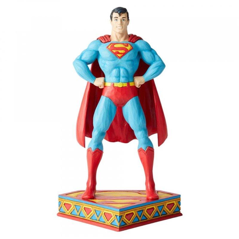 Superman Silver Age Figurine