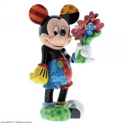 With Flowers - Mickey Mouse - 4058180