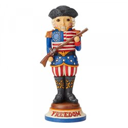 Freedom First And Foremost (American Nutcracker Figurine)