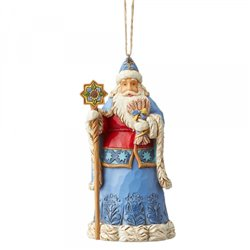 Ukranian Santa (Hanging Ornament)