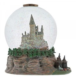 Hogwarts Castle Waterball with Hut