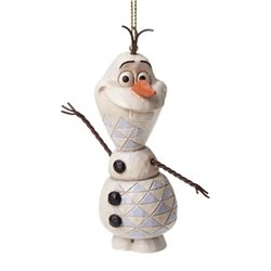 Jim Shore - Dangle Ornament - Olaf