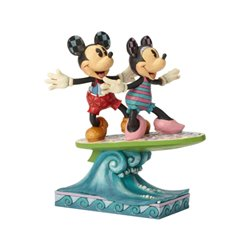 Surfs Up - Mickey & Minnie
