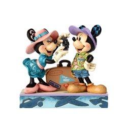 Advanture Awaits - Mickey & Minnie