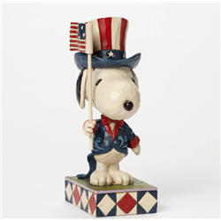 Patriot - Snoopy
