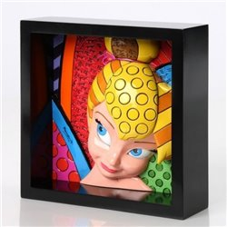 Pop Art Block -Tinker Bell