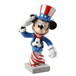 Buste - Patriotic- Mickey - 4035561