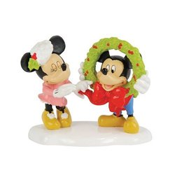 Christmas Spirit - Mickey & Minnie
