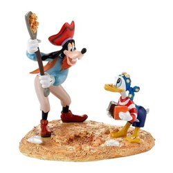 Donald's Secret Treasure - Donald & Goofy
