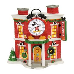 Mickey's Alarm Clock Shop - Mickey - 4057261
