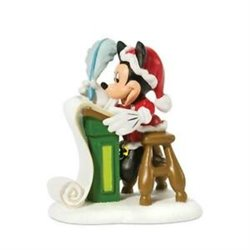 Mickey's Christmas list - Mickey - 811270