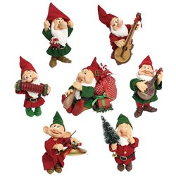 Possible Dreams -  Christmas Celebration - Seven Dwarfs - 6001837 - 6001837